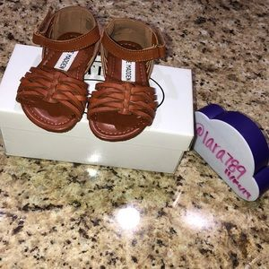 Girls Steve Madden Sandals